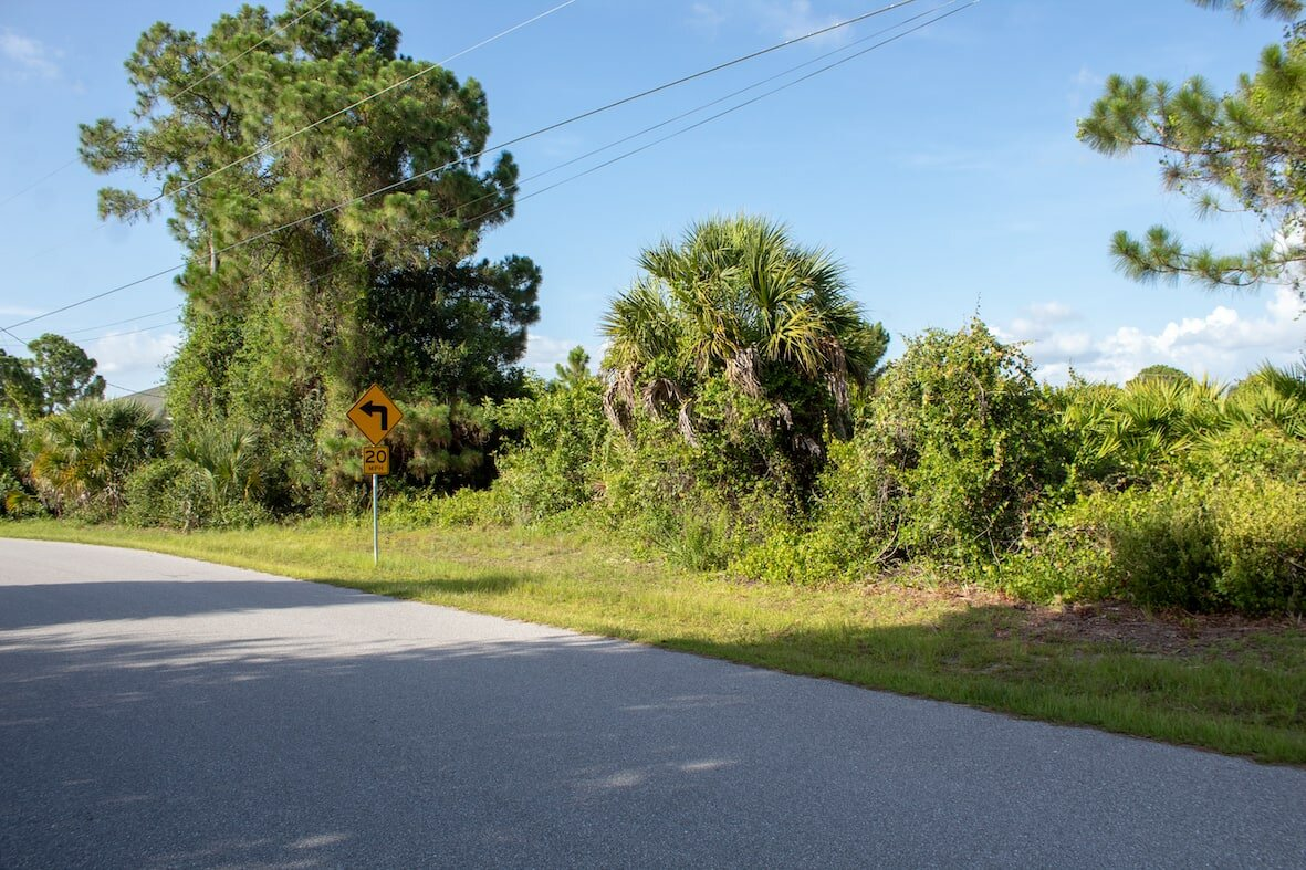 North Port lot for sale - Compass Land USA