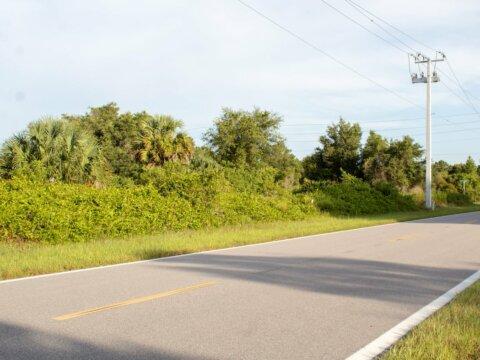 Punta Gorda lot for sale - Compass Land USA