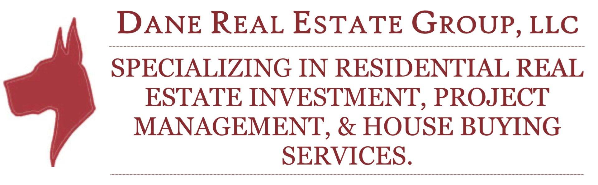 DANE REAL ESTATE GROUP, LLC logo