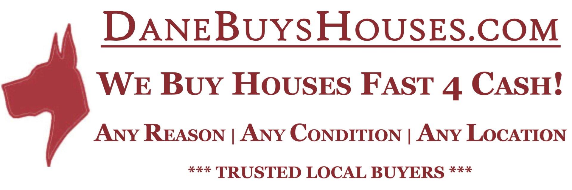 DaneBuysHouses.com | Dane Buys Houses Pittsburgh logo