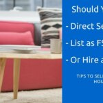 A Direct Sale vs. Hiring an Agent When Selling Your House