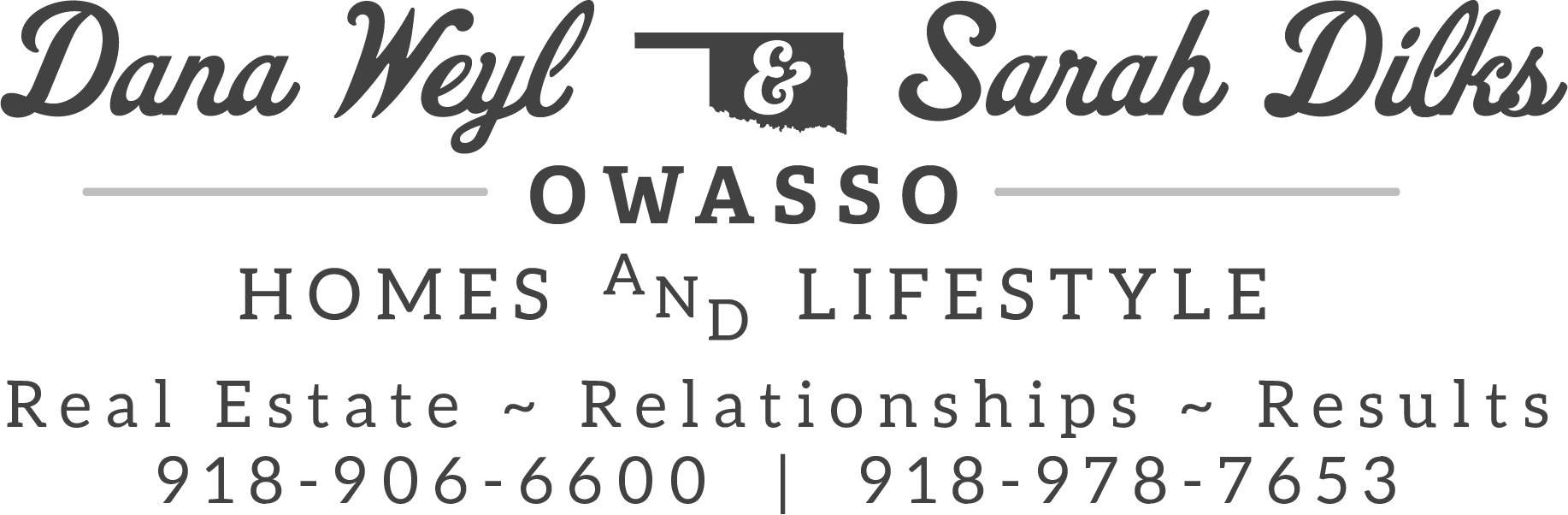 OWASSO HOMES AND LIFESTYLE logo