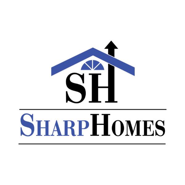 Sharp Homes logo