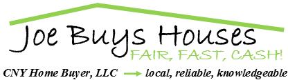 Joe Buys Houses Rochester logo
