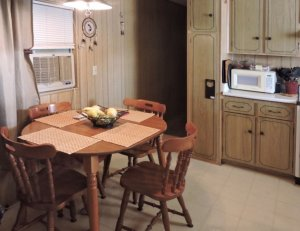mobile home inspection image of mobile home interior