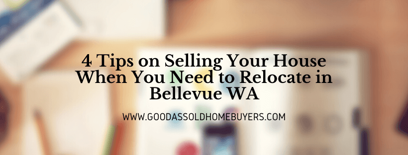 Sell my property in Bellevue WA