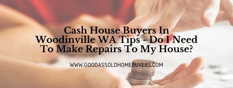 Woodinville WA Homebuyers
