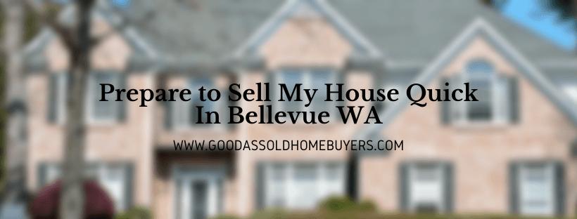 Sell My Property In Bellevue WA