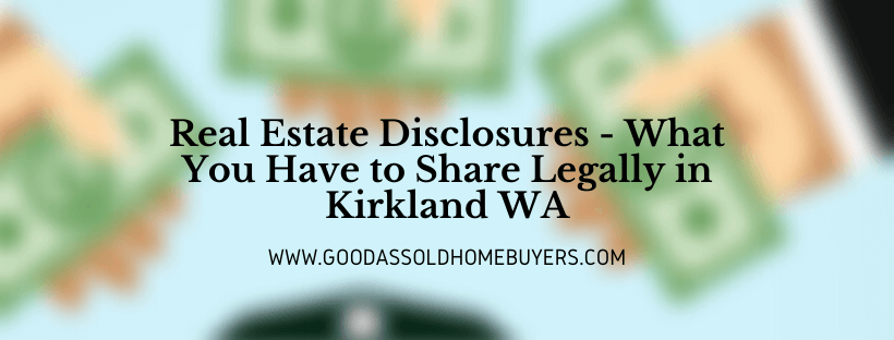 Cash for houses in Kirkland WA