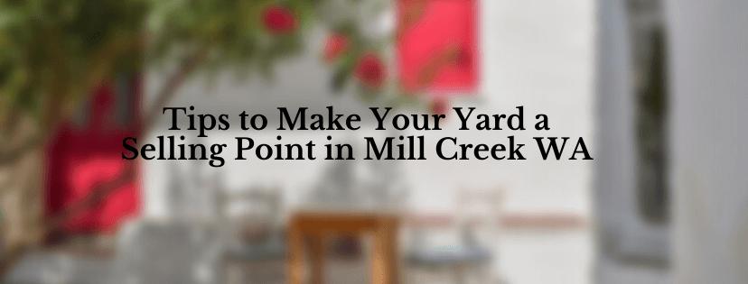 We are homebuyers in Mill Creek WA
