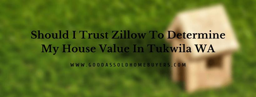 Sell your house in Tukwila WA