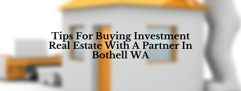 We are homebuyers in Bothell WA