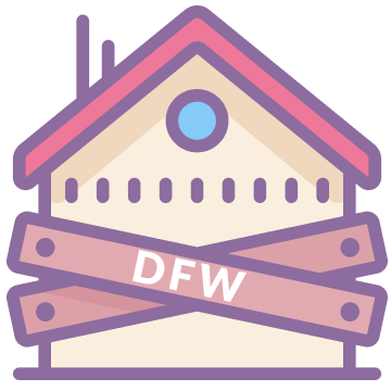 We Buy Any House in DFW logo