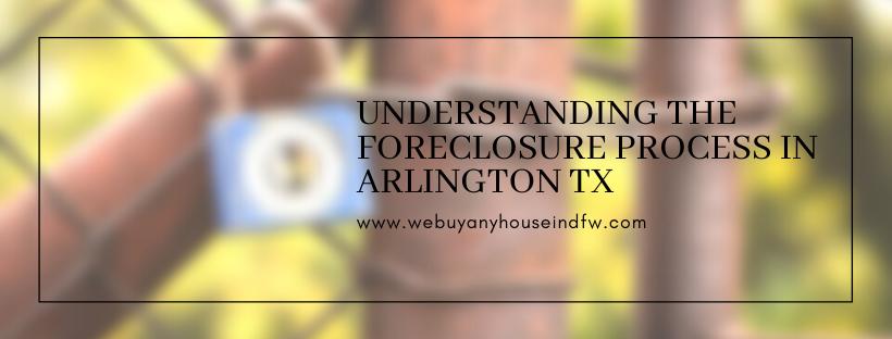 We buy properties in Arlington TX