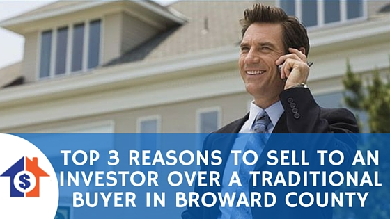 selling to an investor in broward county