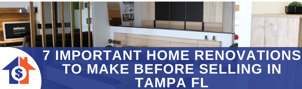 We buy houses in Tampa FL