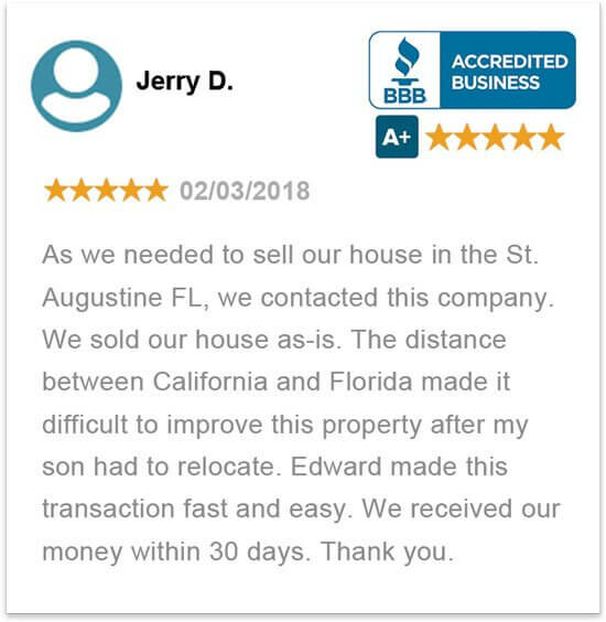 sell my house in florida without a realtor happy review by Jerry