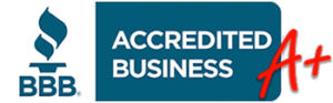 florida cash home buyers BBB logo accreditation