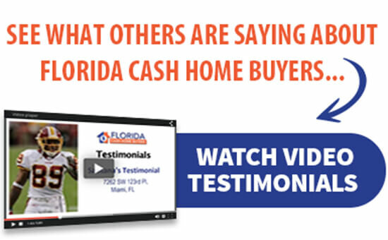 video testimonials of how we buy properties in florida for cash