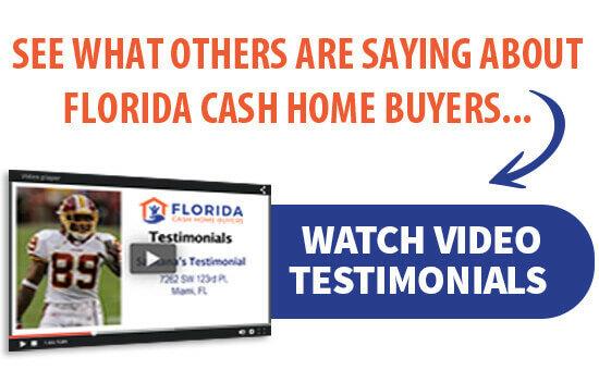 video testimonials of how we buy properties in florida for cash