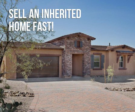 How to sell an inherited home fast