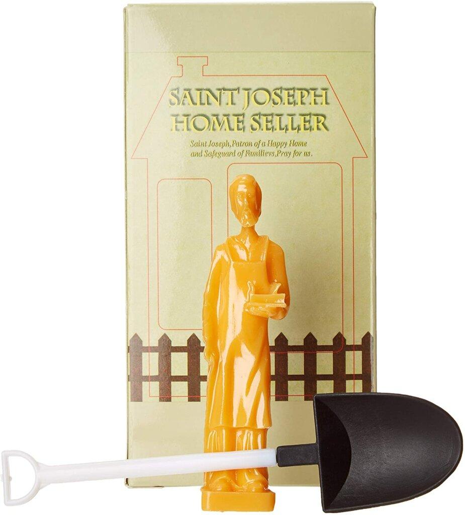 sell house with st Joseph prayer