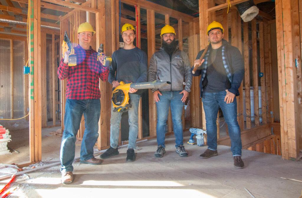 Meet the Team at Safe Home Offer.