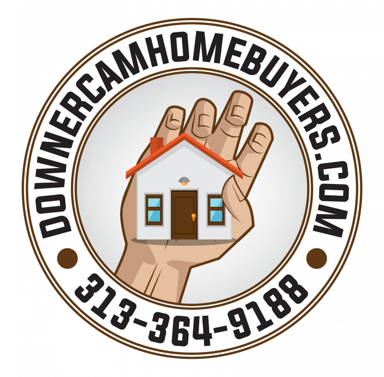DownerCam Home Buyers logo