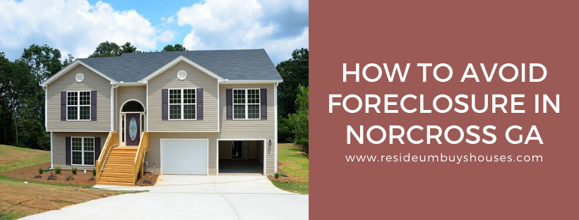 We buy houses in Norcross GA