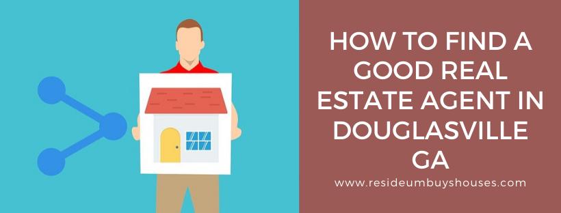 We buy houses in Douglasville GA
