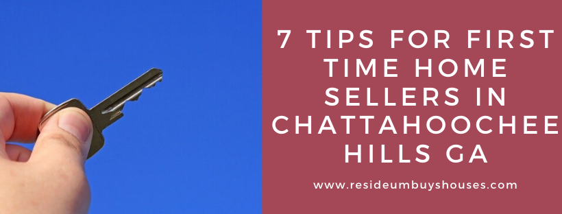 We buy houses in Chattahoochee Hills GA