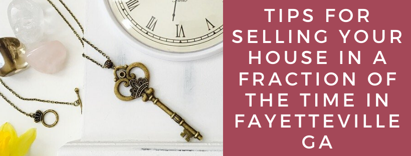 We buy houses in Fayetteville GA