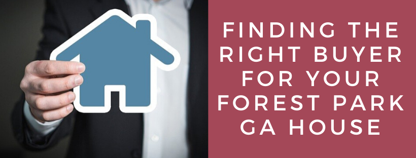 We buy houses in Forest Park GA
