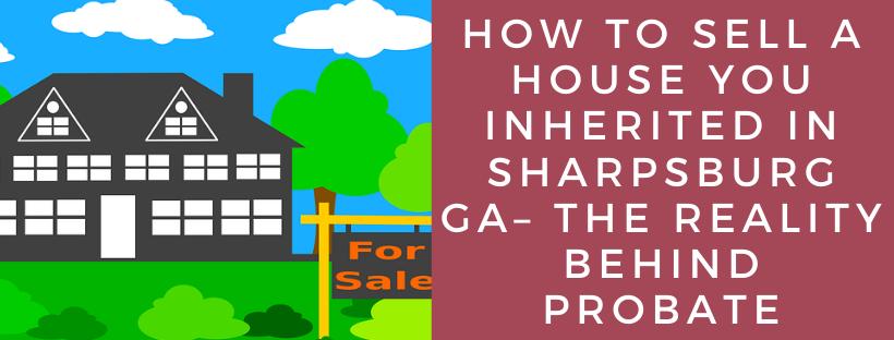 We buy houses in Sharpsburg GA