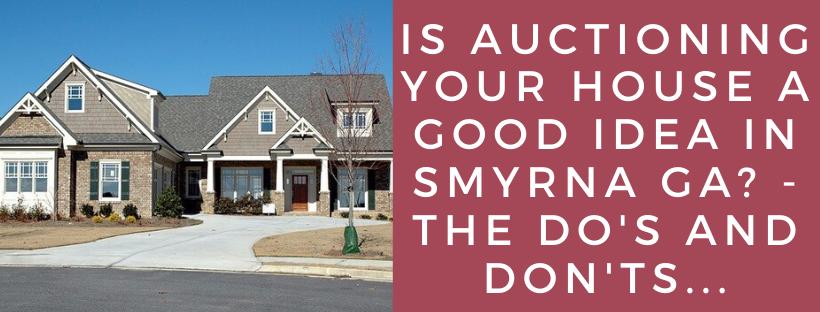 We buy houses in Smyrna GA