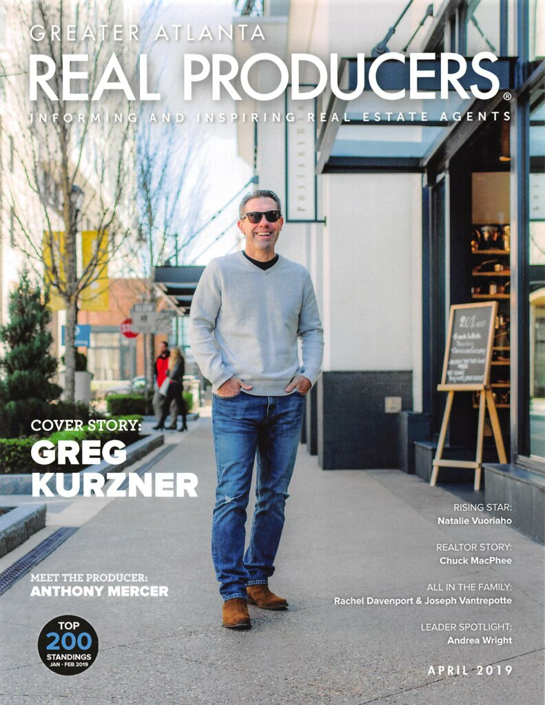 Greg Kurzner - Resideum's CEO and Top Atlanta Real Estate Agent