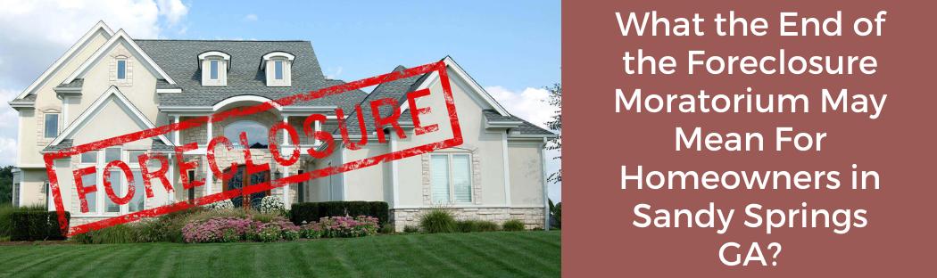 We buy properties in Sandy Springs GA