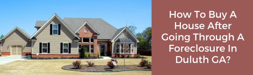 We buy properties in Duluth GA