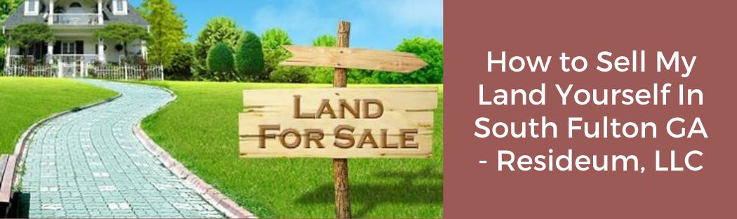 We buy properties in South Fulton GA