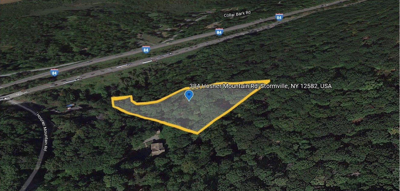 Hosner Mountain Rd Stormville, NY Map 1 WeSellNewYorkLand.com