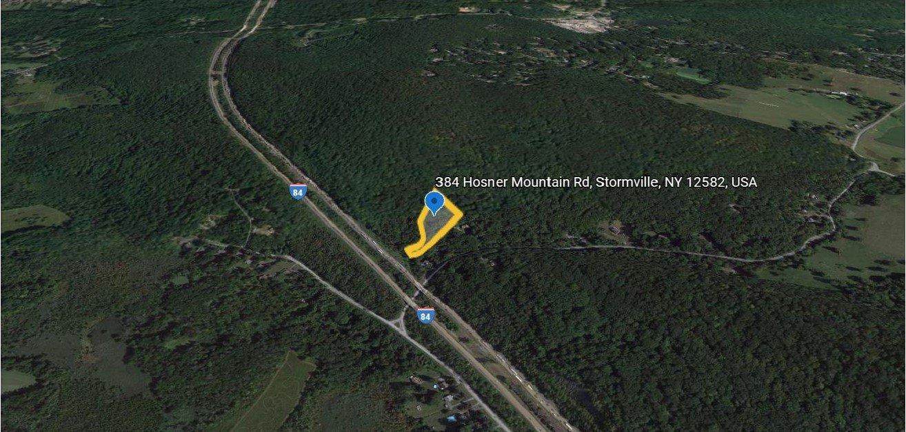 Hosner Mountain Rd Stormville, NY Map 3 WeSellNewYorkLand.com