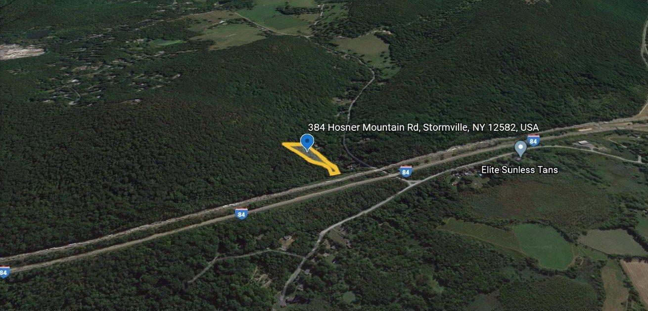 Hosner Mountain Rd Stormville, NY Map 5 WeSellNewYorkLand.com