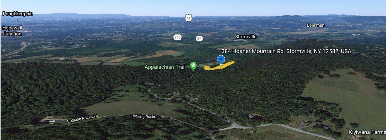 Hosner Mountain Rd Stormville, NY Map 6 WeSellNewYorkLand.com