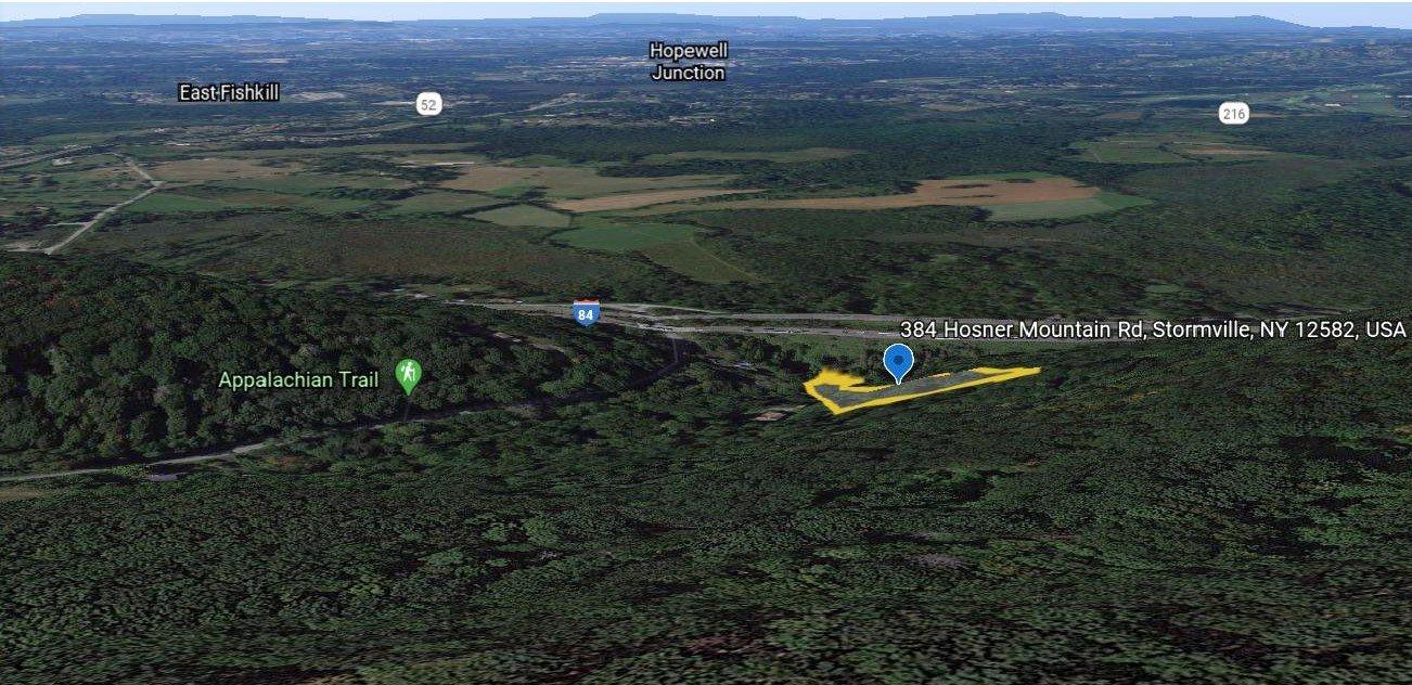 Hosner Mountain Rd Stormville, NY Map 7 WeSellNewYorkLand.com