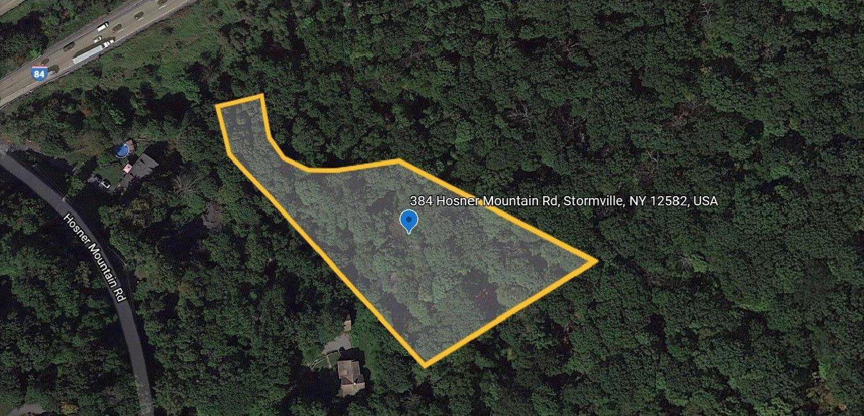 Hosner Mountain Rd Stormville, NY Map WeSellNewYorkLand.com