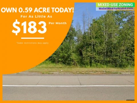 Land For Sale Angola, NY Main Mthy www.WeSellNewYorkLand.com