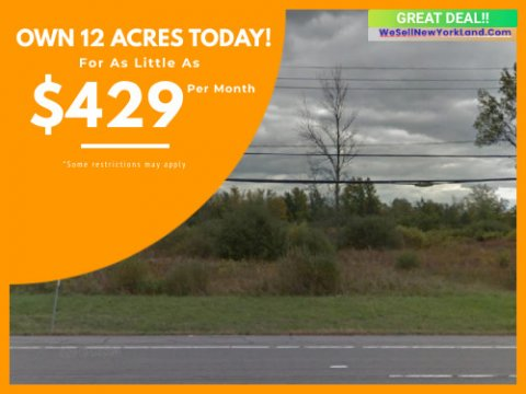 Land For Sale 4665 Millersport Hwy, East Amherst,NY www.WeSellNewYorkLand.com