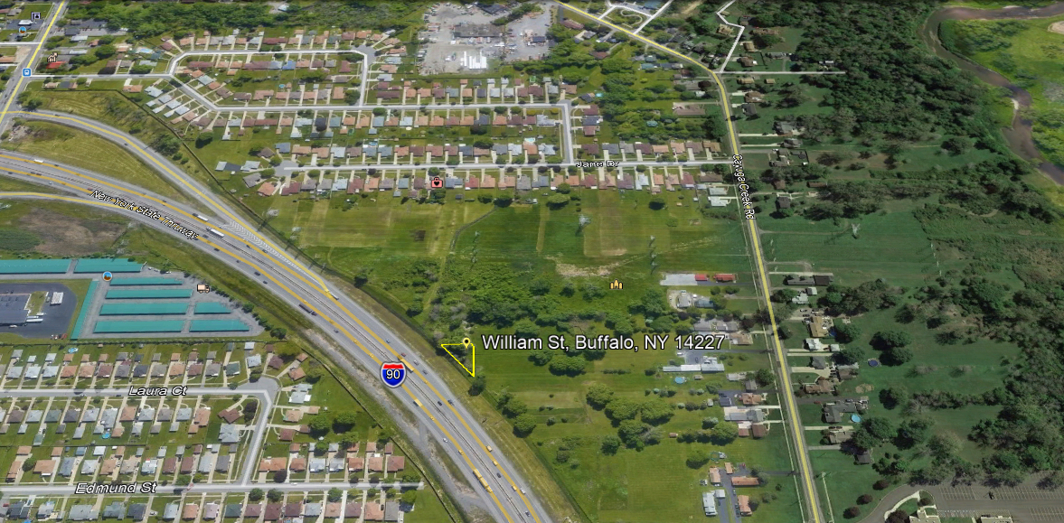 Land For Sale William St, Buffalo,NY Main www.WeSellNewYorkLand.com