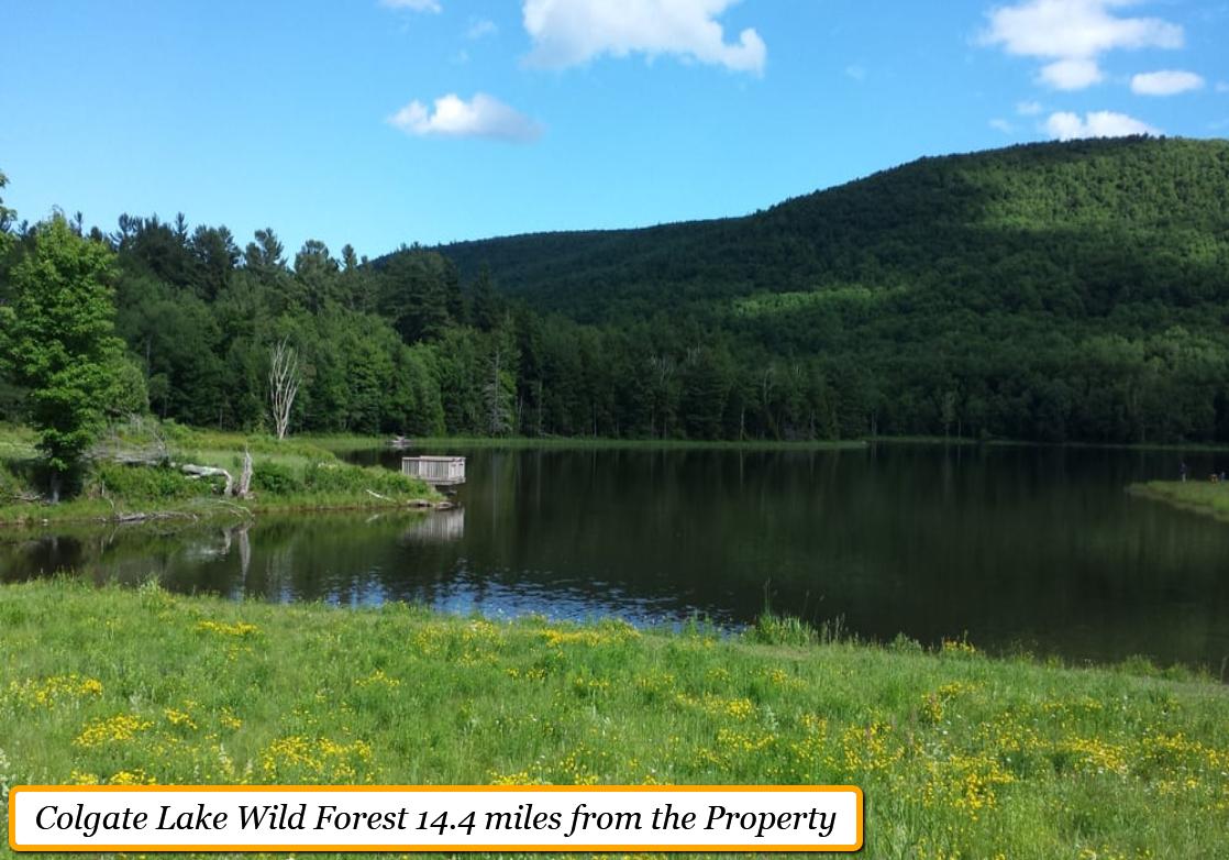 Norwegian Rd, Prattsville, NY 12468 Attarction_2_Colgate_Lake_Wild_Forest