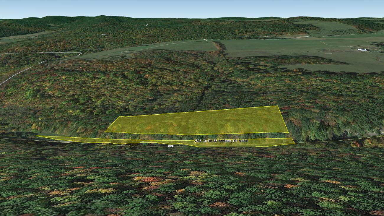 Freeman Ekland Rd Map 1 www.WeSellNewYorkLand.com